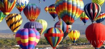 На Киевщине пройдет фестиваль воздушных шаров. Программа