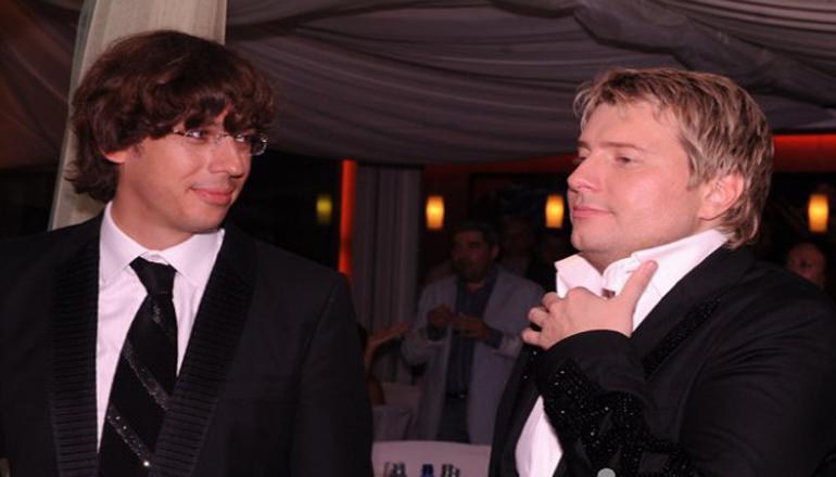 В Сети обсуждают ноги Галкина и Баскова. Фото