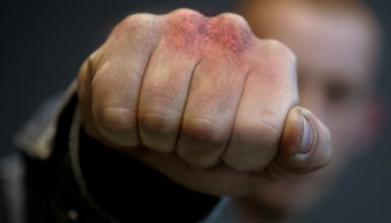 В Киеве 30 пьяных людей устроили драку