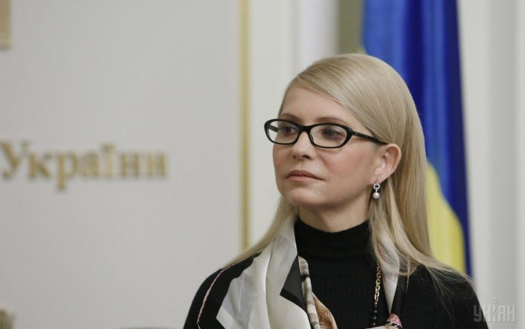 Тимошенко заявила, що не підтримує ані Порошенка, ані Зеленського