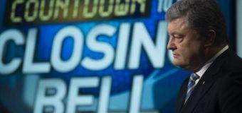 Петр Порошенко: Миру надо защититься от кибератак из РФ