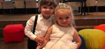 Малышам Пугачевой и Галкина устроили шикарный праздник