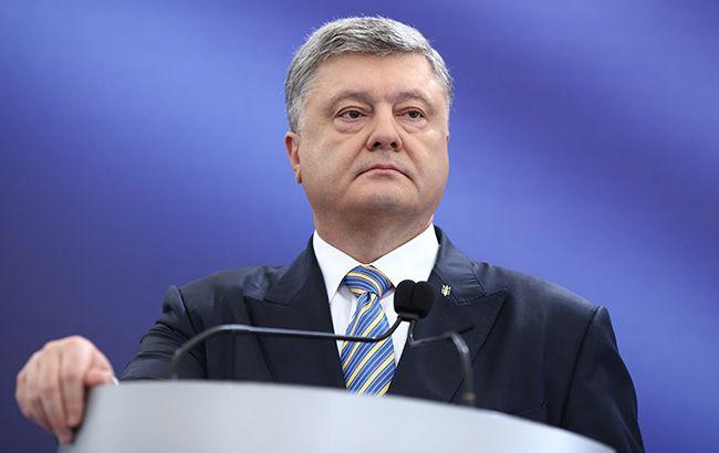 Порошенко: В Украине нужно расширить границы полигонов для испытания ракет