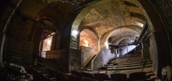 В Одессе откроют театр под землей