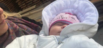 Правоохранители нашли младенца, которого украли из детсада в Киеве. Фото