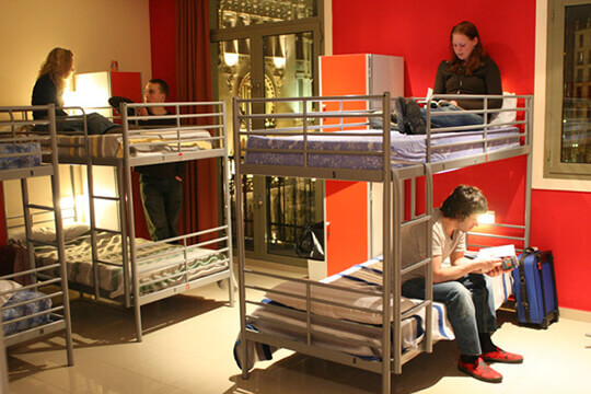 Хостелы, как помощь для путешественников