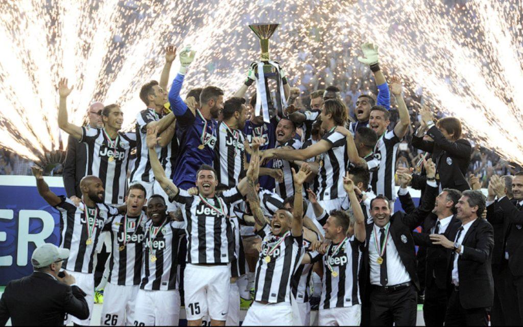 Чемпионат италии ювентус