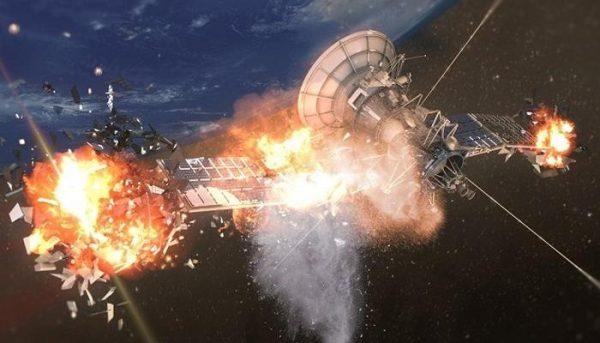 В России разрабатывают оружие для уничтожения спутников