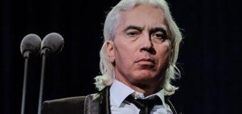 После долгой болезни умер оперный певец Дмитрий Хворостовский