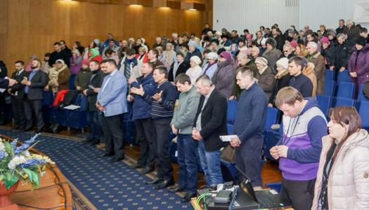 Марафон: церкви Одессы будут молиться 7 дней без отдыха