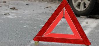 В Киеве неизвестный сбил на пешеходном переходе сына силача Вирастюка