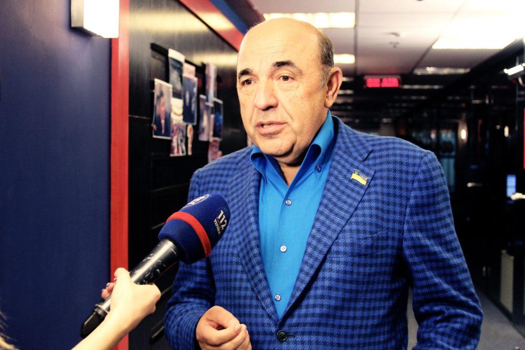 Рабинович: Или Гонтареву и Рожкову убирают из НБУ до 1 декабря, или мы начинаем «банковский Майдан»!