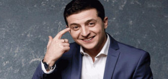 В Украине запретили фильм с Владимиром Зеленским