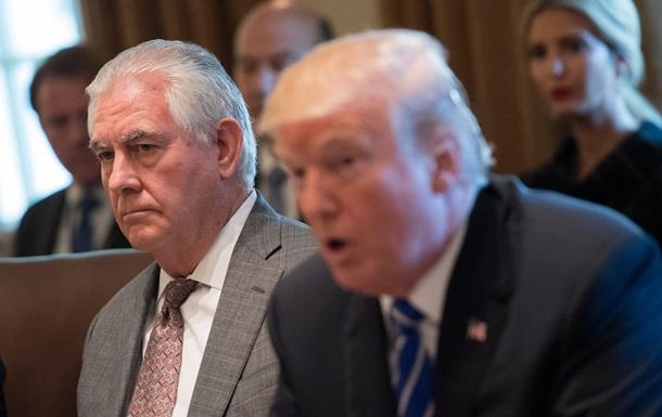 Тиллерсон: Санкции США будут в силе, пока Россия не вернет Крым