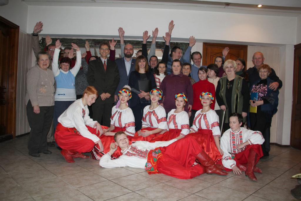 Для особых людей Запорожья прошел грандиозный праздник. Фото. Видео