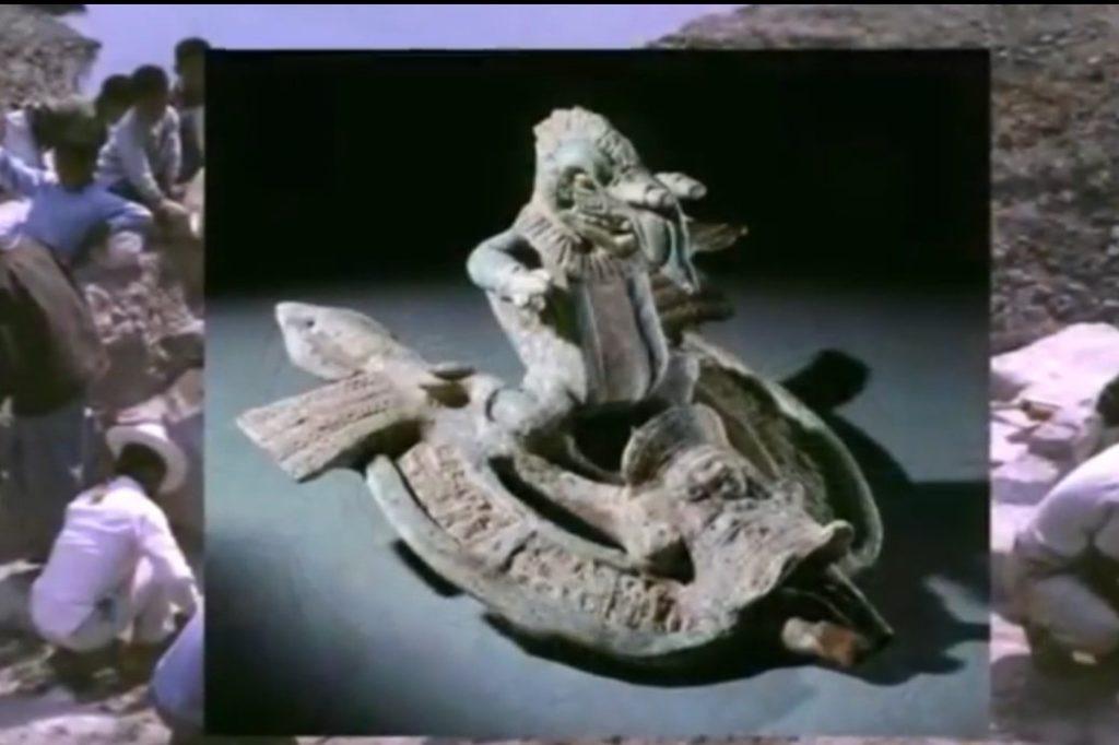 Ученые заявили, что в Мексике 7000 лет назад жили инопланетяне