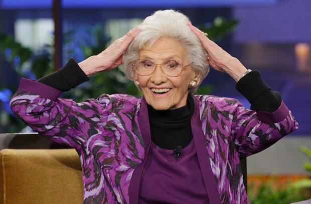 В возрасте 105-ти лет умерла старейшая актриса Голливуда