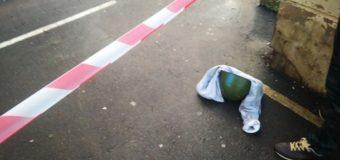 В центре Одессы застрелили мужчину. Фото