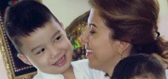 Пятилетний сын известной певицы не пережил химиотерапию. Видео