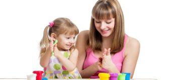 Рисование и лепка помогут узнать о психологическом состоянии малыша