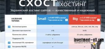 Популярный украинский хостинг СХОСТ открыл доступ к новой панели управления BrainyCP