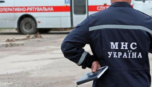 На шоссе Одесса-Киев загорелся автобус детьми