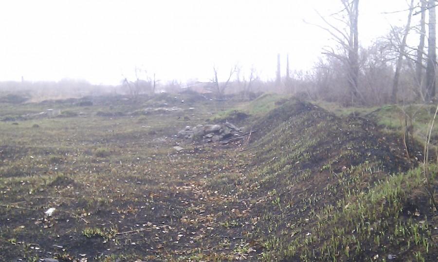 В Луганщине найдены останки граждан России