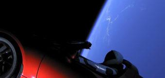 Сегодня автомобиль Маска исчезнет в космосе в прямом эфире