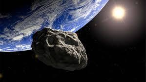 Этой ночью к Земле приблизится 40-метровый астероид