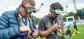 Макс Поляков инициировал проведение состязания дрон-рейсеров Noosphere Race Cup