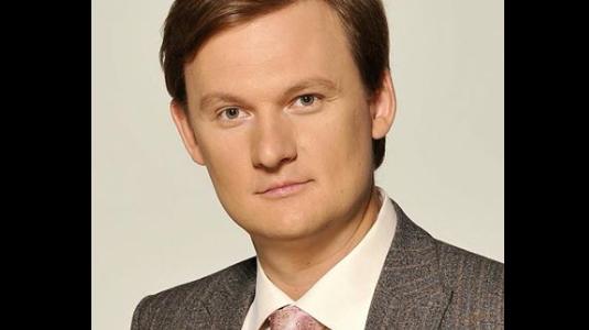 Умер известный украинский телеведущий Олесь Терещенко. Фото