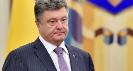 Порошенко призвал русскоязычных в Украине переходить на украинский