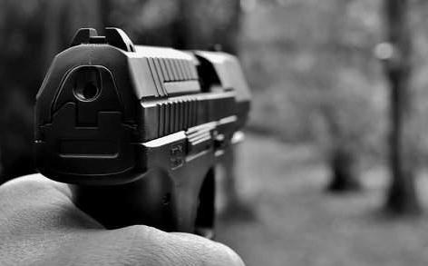В Харькове два подростка устроили стрельбу