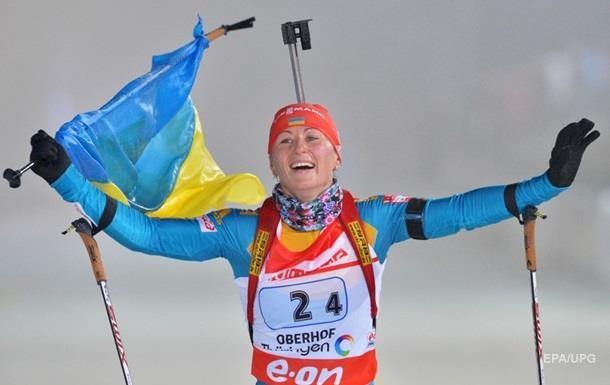 Сборная Украины не будет принимать участие в Кубке мира по биатлону в России