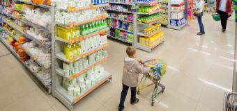 В супермаркетах Украины возросло количество краж
