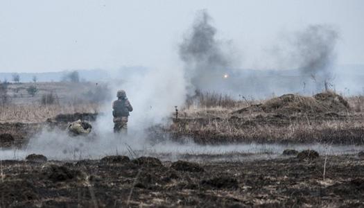 На Донетчине боевики ударили из гранатометов по позициям ВСУ