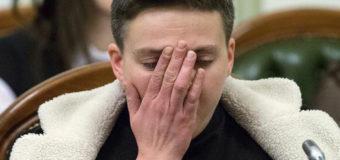 Надежду Савченко отправят на полиграф