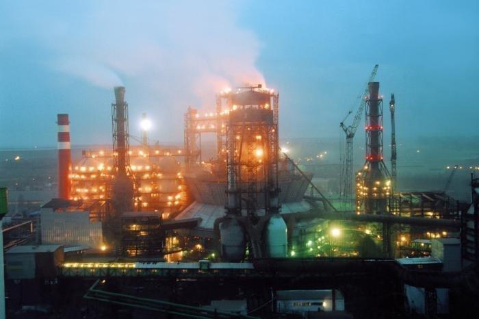 В Кривом Роге металлурги готовятся к митингу