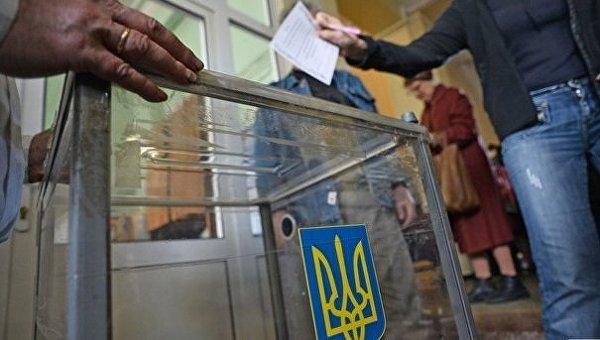 В Украине проходят местные выборы в 17 областях
