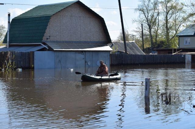 ГСЧС предупреждает о подтоплении в нескольких областях Украины