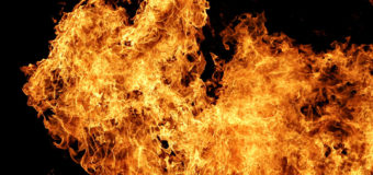 Триває ліквідація лісової пожежі у Зоні відчуження. Відео
