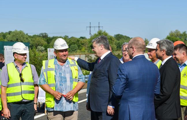 Украина начнет строительство моста в Румынию