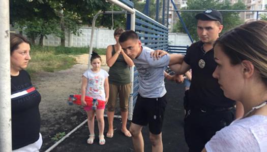 В Коростене подростки жестоко избили восьмиклассника