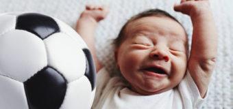 Болельщица родила сына под финальный свисток матча ЧМ