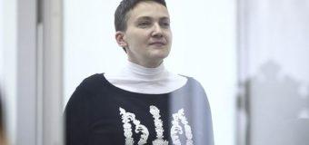 Суд оставил Надежду Савченко под стражей