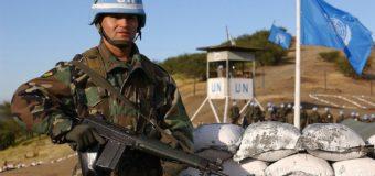 Порошенко вновь предлагает развернуть миссию миротворцев на Донбассе