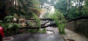 На Одессу обрушилась стихия. Фото