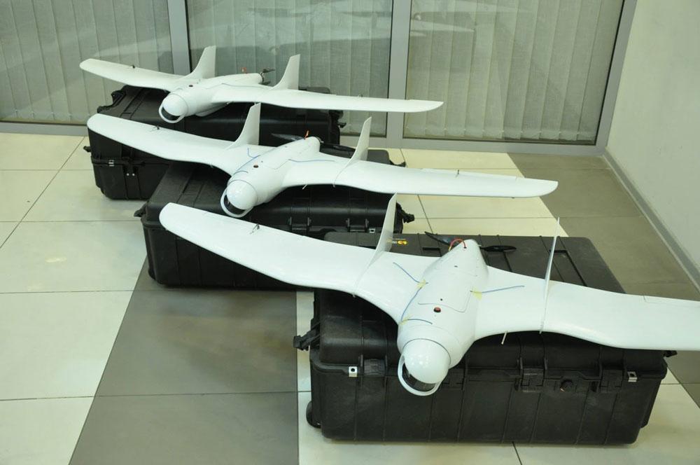 Украинские беспилотныелетательныеаппараты оказались лучше иностранных