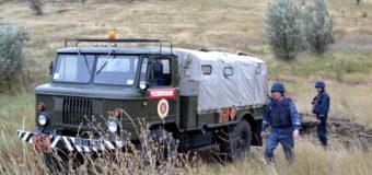 В Одесской области обнаружили 162 мины. Фото