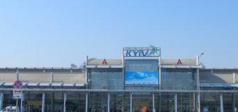 Из-за ночной грозы в Киеве в «Жулянах» отменили ряд рейсов